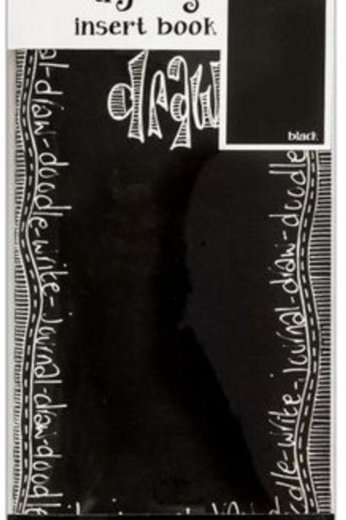 Dyalog insert book DRAW BLACK-DYT60475