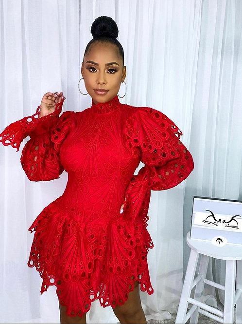 Hot Tamale Lace Dress