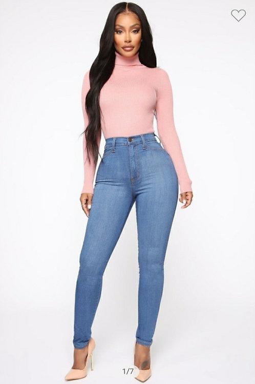 Pamala High Waist Jeans