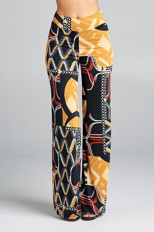 Tiki Tribal Pants