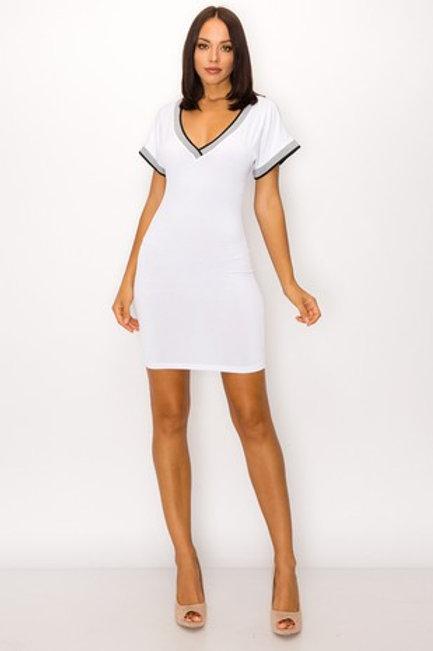 Jersey Tennis Dress