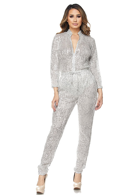 Space Jam Sequence Jumpsuit