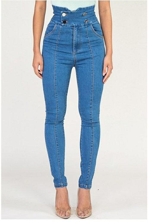 Tandy High Waist Jeans