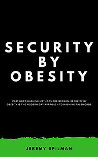 security by obesity with blindhash