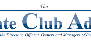 Private Club Advisor - October 2018