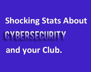 Stats that will open your eyes to the potential cyber threats against your club in 2018.