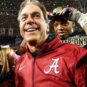 What can we Learn from Nick Saban when it comes to Cybersecurity?