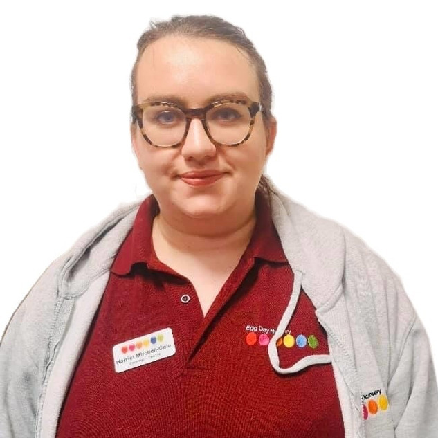 Harriet - Training & Development Co-ordinator