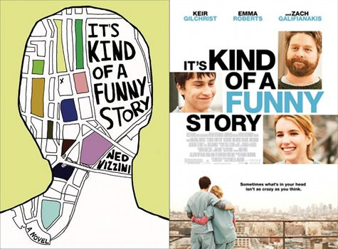 It's a funny kind of thing reviewd by Chris Sisarich from Film Constronstruction