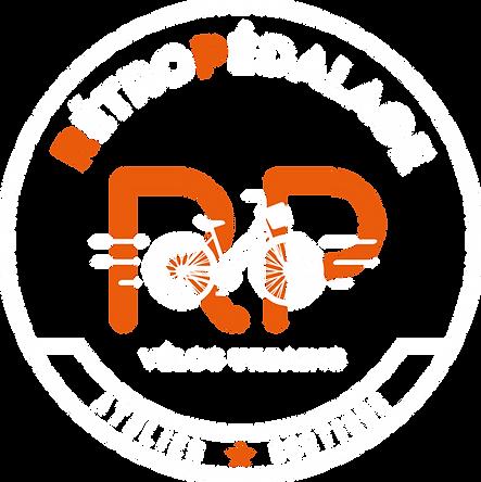 Logo Rétropédalage Bordeaux