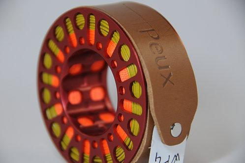 Ceinturons cuir pour bobines PEUX