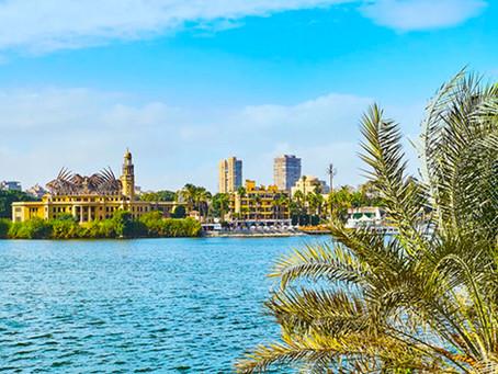 טכנולוגיית הניטור של Xylem מסייעת בהגנה על הנילוס מפני זיהום