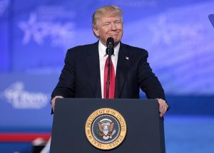 President Trump: Formulating Strategy As He Goes Along