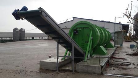 Sludge to Compost Conversion Array (17).