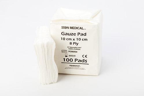 Non Sterile Gauze Pad 5x5cm