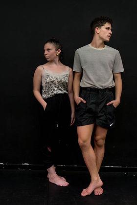 Danielle Lamensdorf and Irad Avni