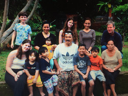 אינדונזיה מסורת בטיק באלי
