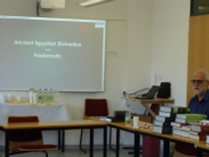 Photos of the 1st International Meeting, Leipzig (June 2016)