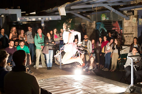 'From Jaffa to Agripas' Festival