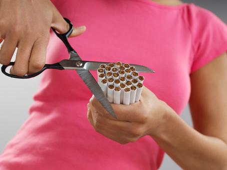 בריאות הריאות ועישון
