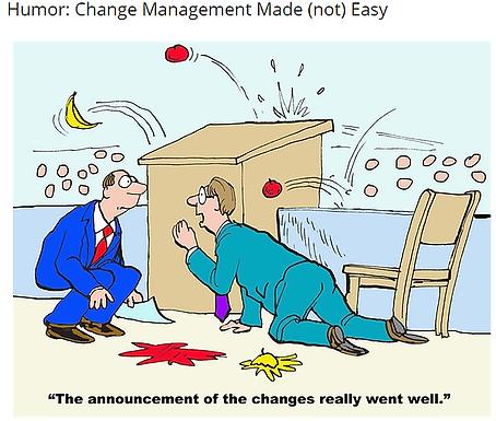 ניהול שינויים