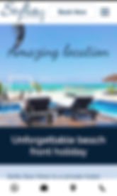 אתר תיירות למלון כולל הזמנת חדרים און ליין