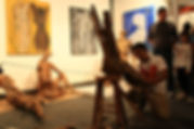 תערוכה KATIRIN פיסול בעץ חוצות היוצר ירו