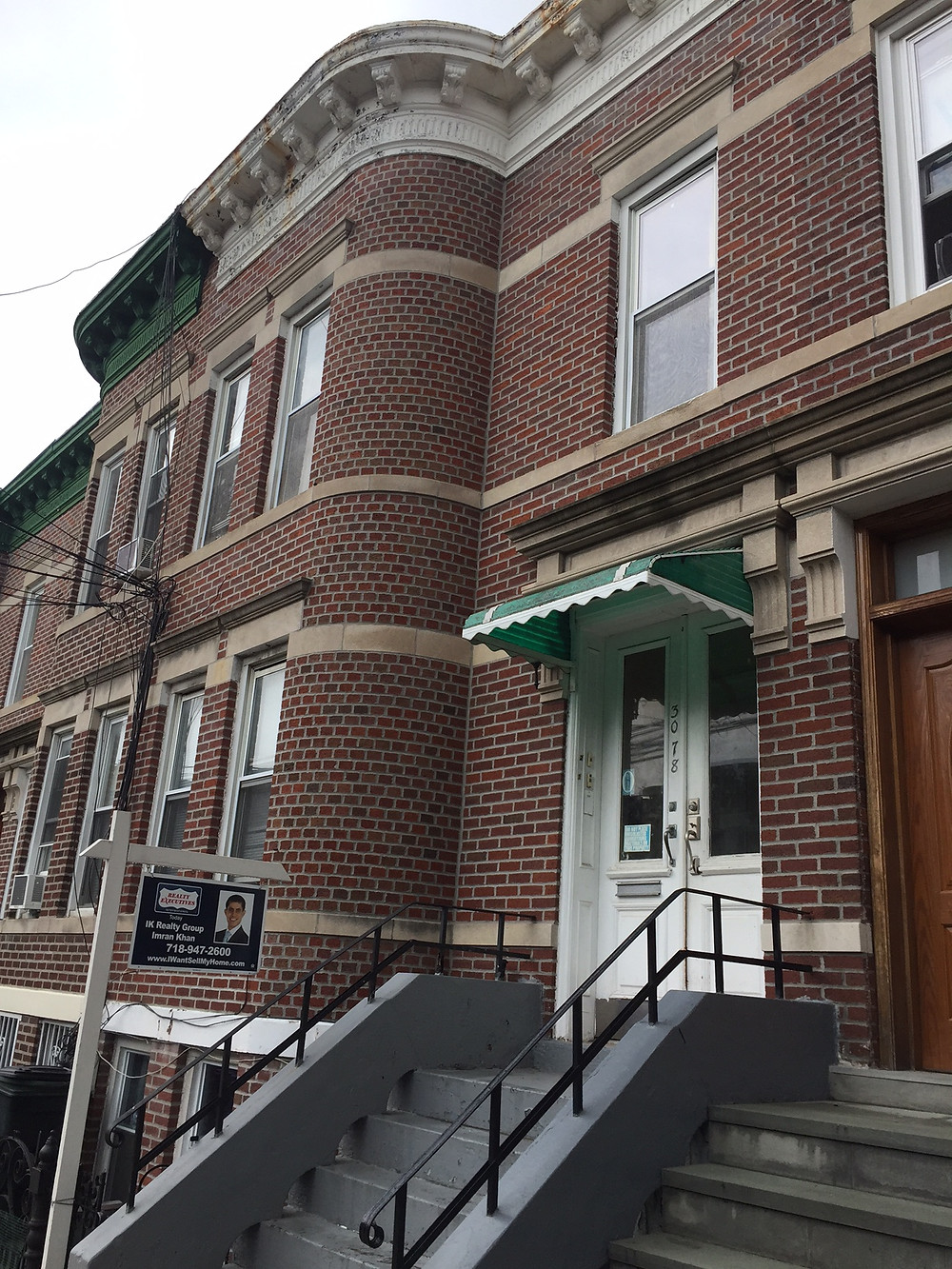 Astoria Townhouse Renovation