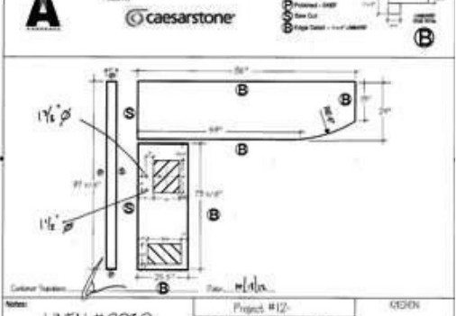 Shop Drawings Drafting & Approval