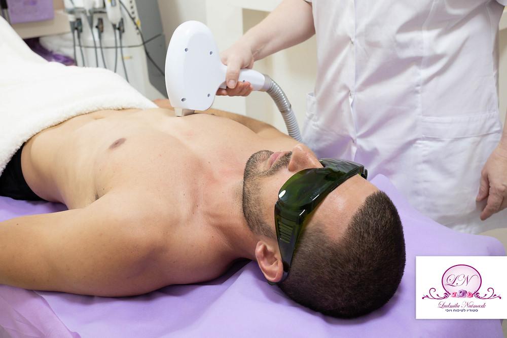 טיפולי גוף בסטודיו לודמילה