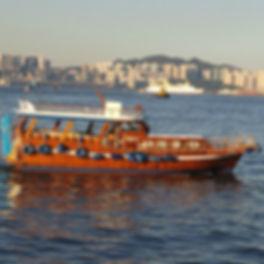 סיור קצר הונג קונג בעברית