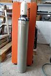 מיכל תערובת גז לאיתור נזילות בצנרת מים