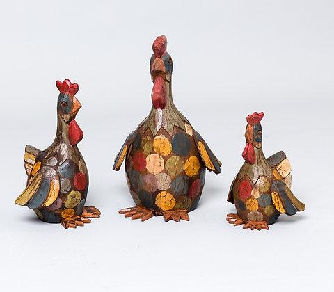 עבודת יד תרנגולים JAVA תל אביב