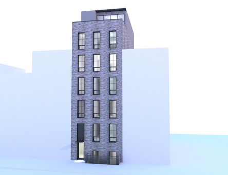 East Broadway Condo Project, Lower East Side