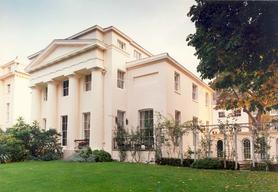 The Doric Villa, Regent's Park