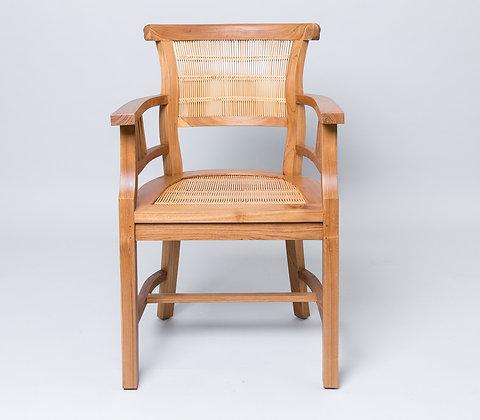 כסא קריאה, עבודת יד