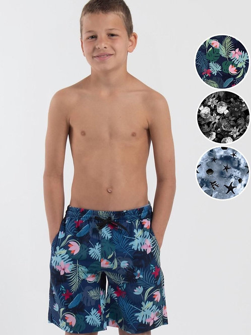 Boys Swim Trunk Knee length