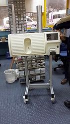 Operating Room Equipment Procedures  Auxiliary Machine