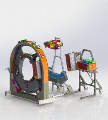 MRI Machines-Production Line Inclusion