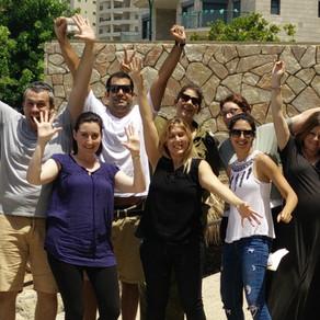 מוסמכי MBTI ישראל יוצרים