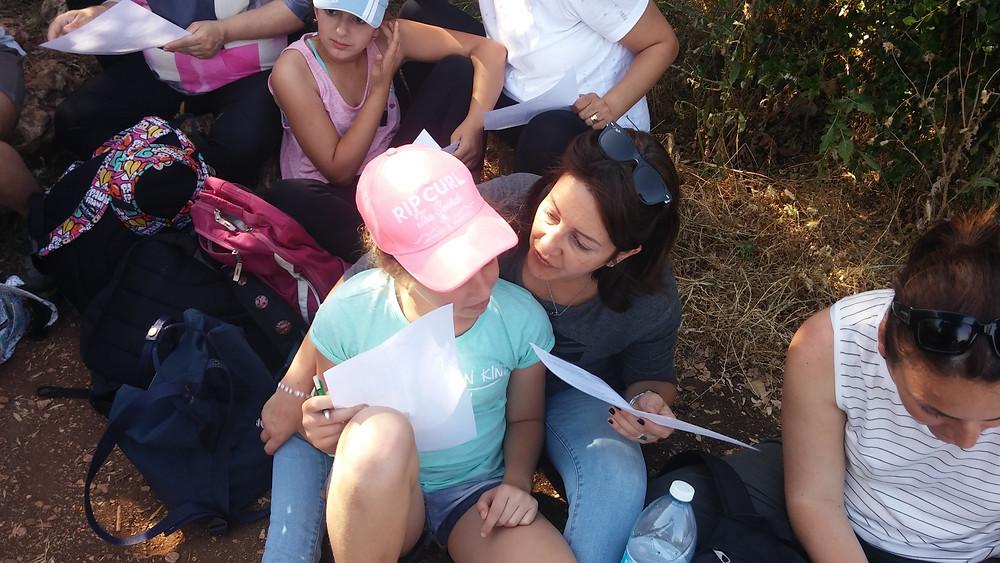 חיזוק קשר עם המתבגרים בפעילות הורה-ילד