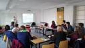 RIAB Minerva Center Student Workshops at the University of Leipzig (Jan, 2019)