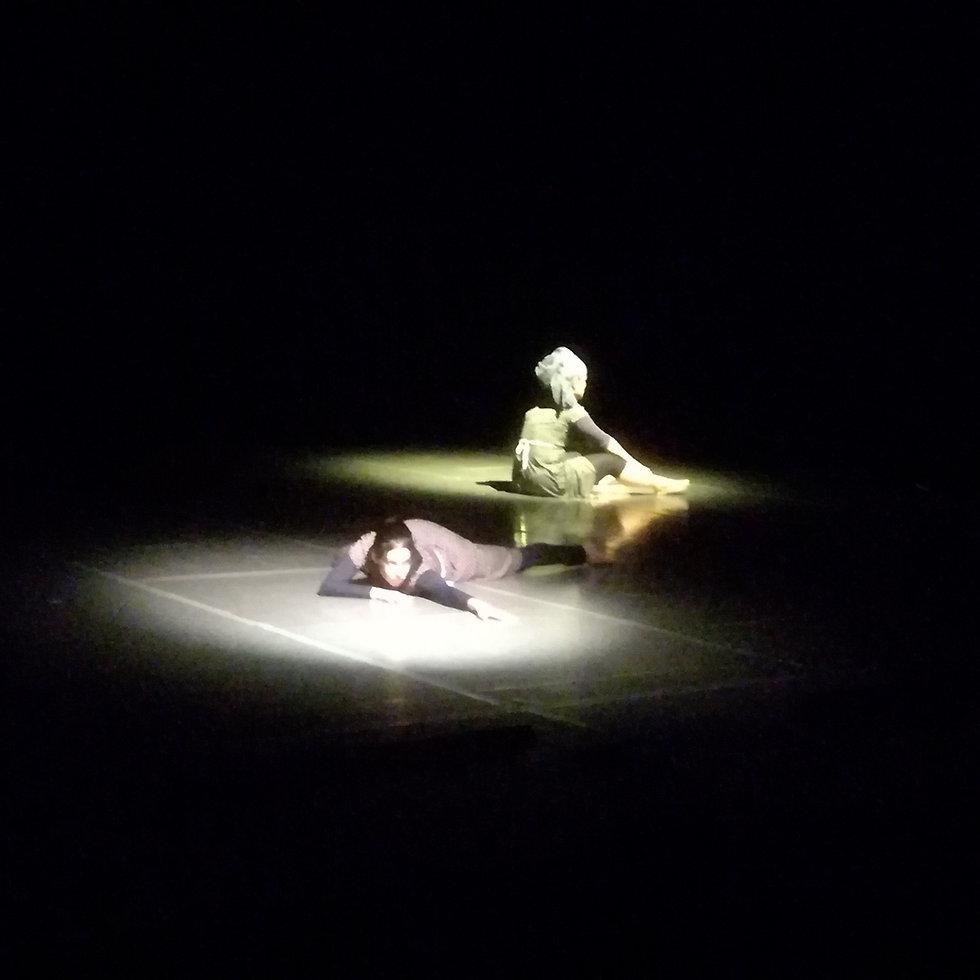 dancers backgroud