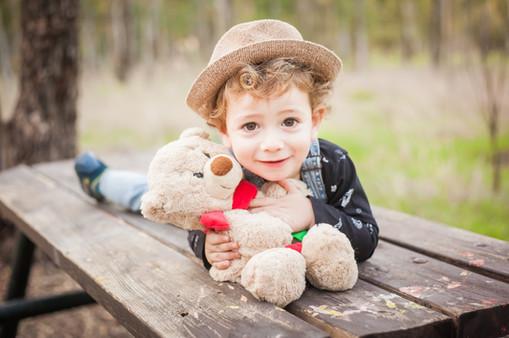 צילום ילדים תקווה מהבד הצלמת