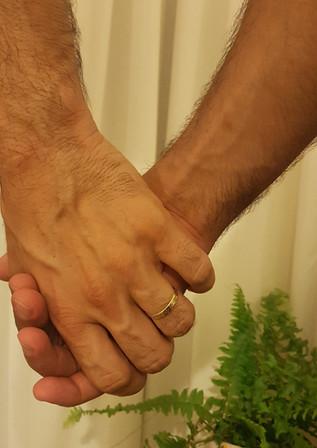 חתונה של גברים