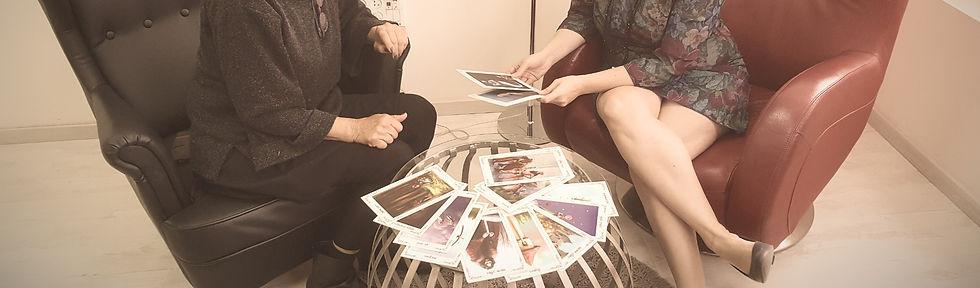 מיקוד אישי עם קלפים
