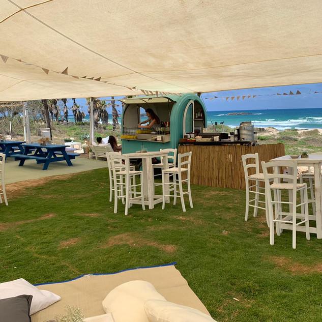 אירוע על הים ג'וי בר