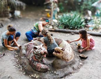 בנות השבט