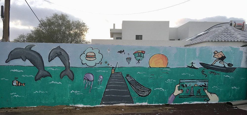 ציורי הקיר