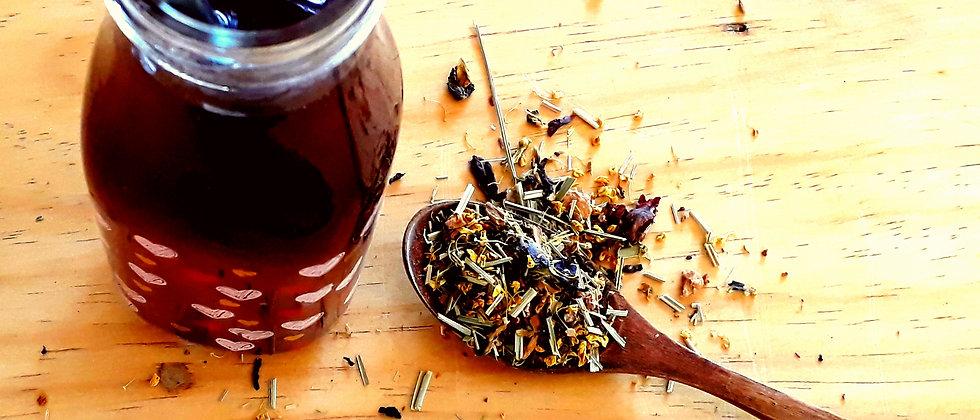 תה קסם הפריחה 50 גרם